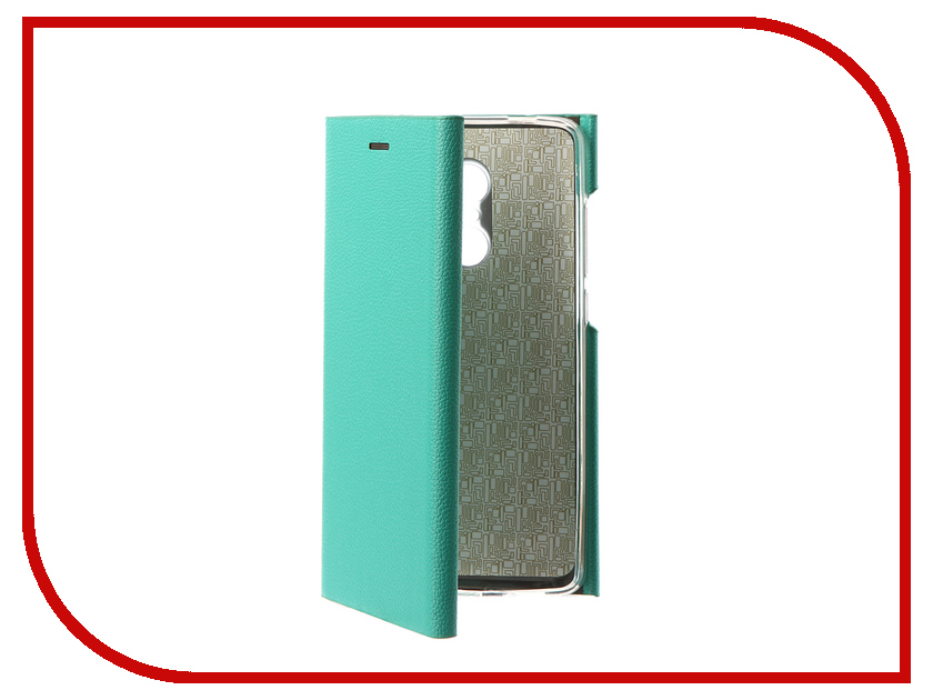 Аксессуар Чехол Xiaomi Redmi Note 4X Innovation Ракушка Silicone Green 11100 аксессуар чехол xiaomi redmi 4 onext silicone transparent 70500