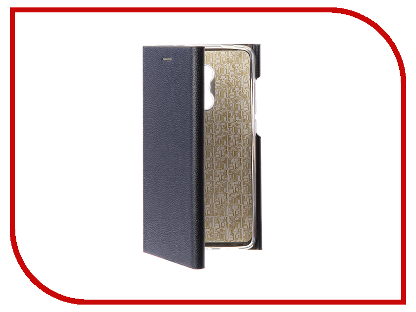 Аксессуар Чехол Xiaomi Redmi Note 4X Innovation Ракушка Silicone Blue 11104 чехлы для телефонов with love moscow силиконовый чехол для xiaomi redmi note 4 яичница