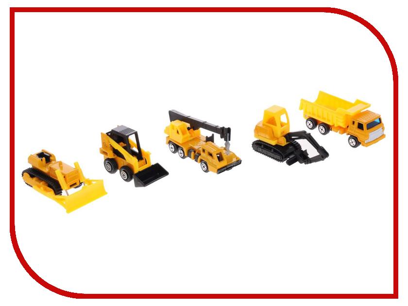 Игрушка Welly Строительная бригада 97506R строительная бригада гоночная команда