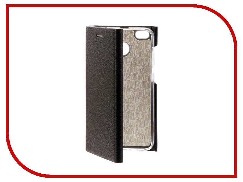 Аксессуар Чехол Xiaomi Redmi 4X Innovation Ракушка Silicone Black 11099 аксессуар чехол xiaomi redmi 4 onext silicone transparent 70500