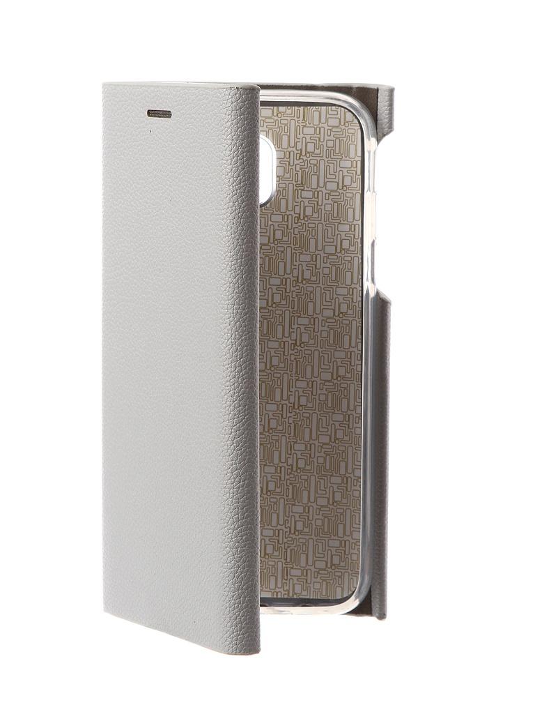 Аксессуар Чехол Innovation для Samsung Galaxy J5 2017 J530F Ракушка Silicone Silver 11079 аксессуар чехол onext для samsung galaxy j5 2017 silicone transparent 70516