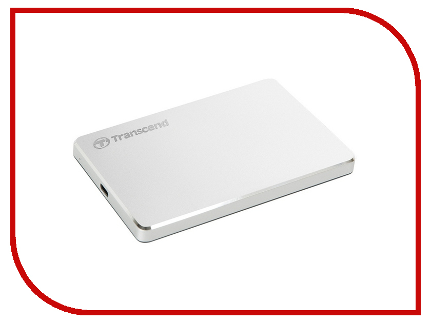 Жесткий диск Transcend StoreJet 200 2Tb TS2TSJM200 storejet