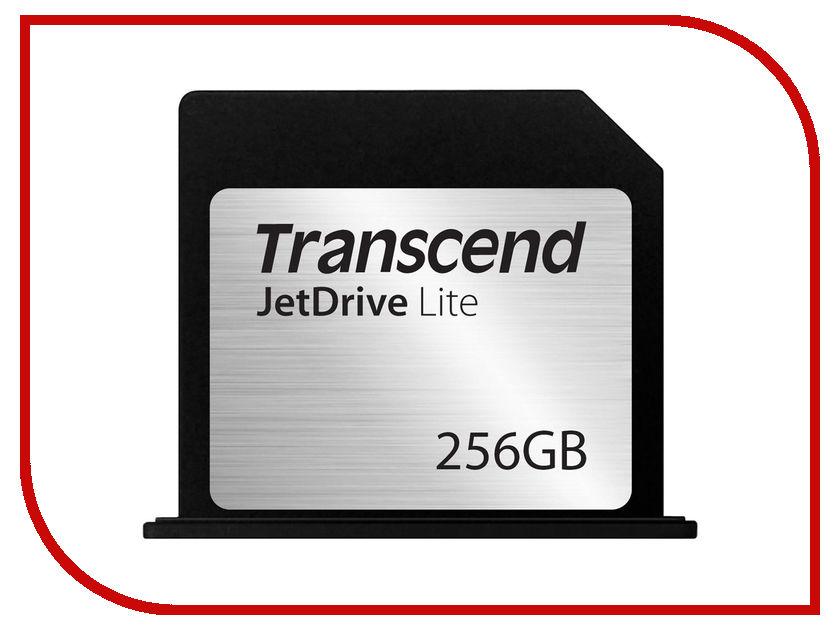 Карта памяти 256Gb - Transcend JetDrive Lite 350 TS256GJDL350 для MacBook Pro Retina 15 карта памяти 128gb transcend jetdrive lite 130 ts128gjdl130 для macbook air 13 l10 e14