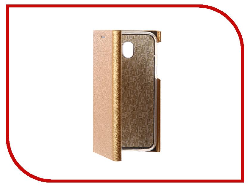 Аксессуар Чехол Samsung Galaxy J5 2017 J530F Innovation Ракушка Silicone Gold 11077 innovation management