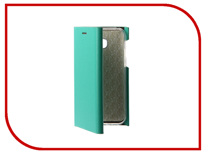 Аксессуар Чехол Samsung Galaxy A5 2017 Innovation Ракушка Silicone Green 11064 innovation management