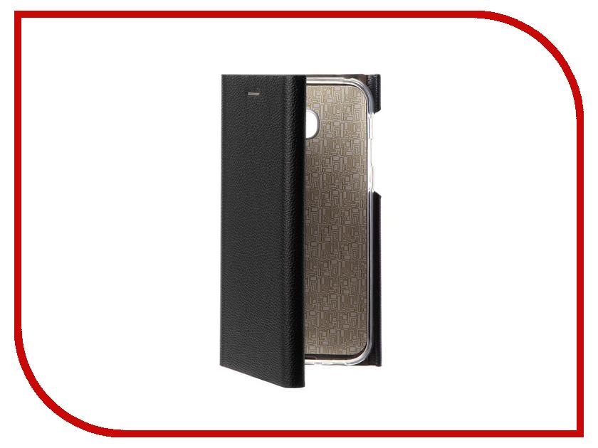 Аксессуар Чехол для Samsung Galaxy A5 2017 Innovation Ракушка Silicone Black 11069