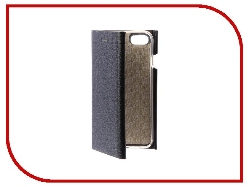 Аксессуар Чехол Innovation Ракушка Silicone для APPLE iPhone 7 Blue 11044 аксессуар чехол uag plasma cobalt для apple iphone 7 blue iph7 6s l cb