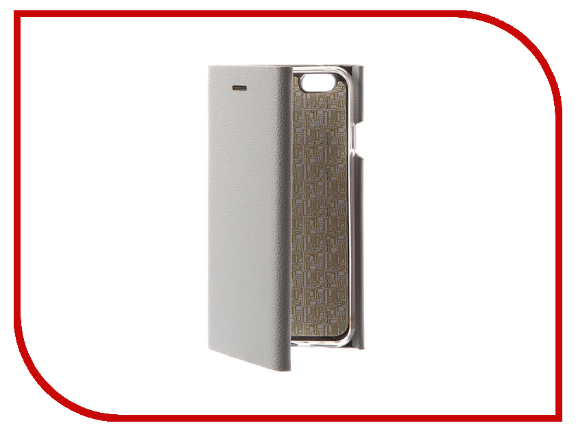 Аксессуар Чехол Innovation Ракушка Silicone для APPLE iPhone 6 / 6S Silver 11037 composite structures design safety and innovation