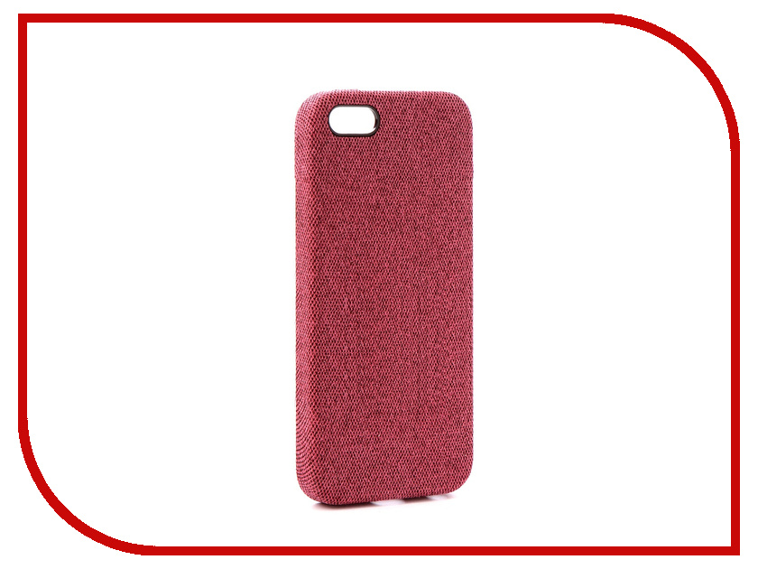 Аксессуар Чехол Innovation Jeans Pink для APPLE iPhone 5G / 5S / 5SE 10809 apple iphone 5 в китае