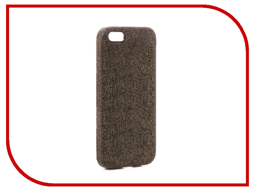 Аксессуар Чехол Innovation Jeans Graphite для APPLE iPhone 5G / 5S / 5SE 10763 apple iphone 5 в китае
