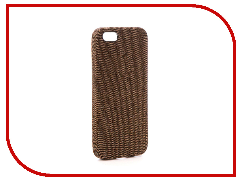 Аксессуар Чехол Innovation Jeans Beige для APPLE iPhone 5G / 5S / 5SE 10761 apple iphone 5 в китае