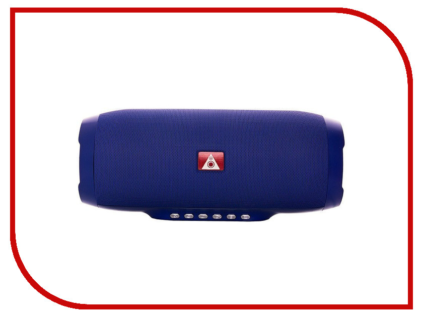 Колонка Activ BY-1050 Blue 80604 колонка activ hoperstar h34 red 80745