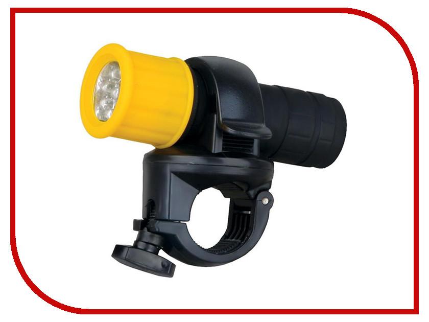 Фонарь UltraFlash LED652 Black 10482
