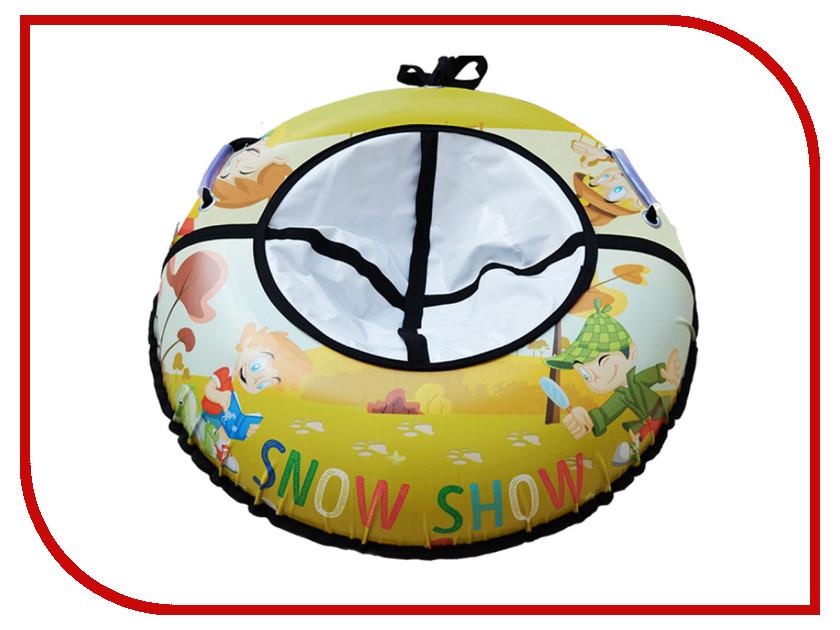 Тюбинг SnowShow Практик Clever книги издательство clever моя большая книга игр