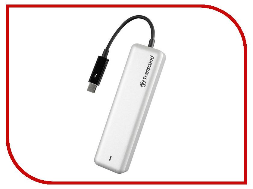 Жесткий диск Transcend JetDrive 825 240Gb TS240GJDM825 карта памяти 128gb transcend jetdrive lite 130 ts128gjdl130 для macbook air 13 l10 e14