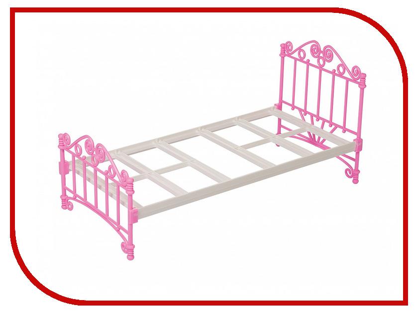 Игра Огонек Кроватка Pink С-1426