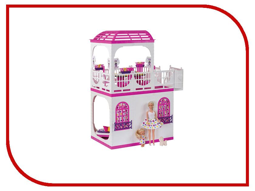 Кукольный домик Огонек Зефир С-1405 смартфон vertex impress luck 3g черный