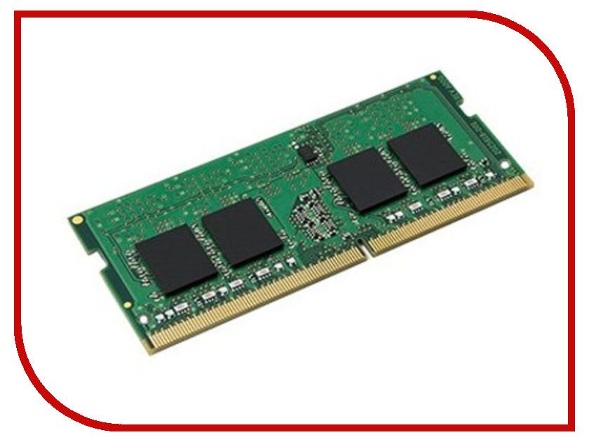 Модуль памяти Foxline DDR4 SODIMM 2400MHz PC4-19200 CL17 - 16Gb FL2400D4S17-16G xiumei 16g