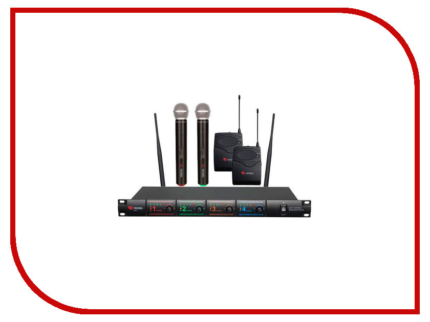 Радиосистема Eco by Volta US-4X (716.90/629.40/614.15/524.00) стоимость