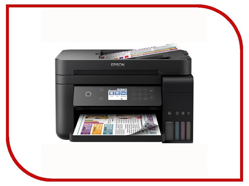 МФУ Epson L6170 принтер струйный epson l312