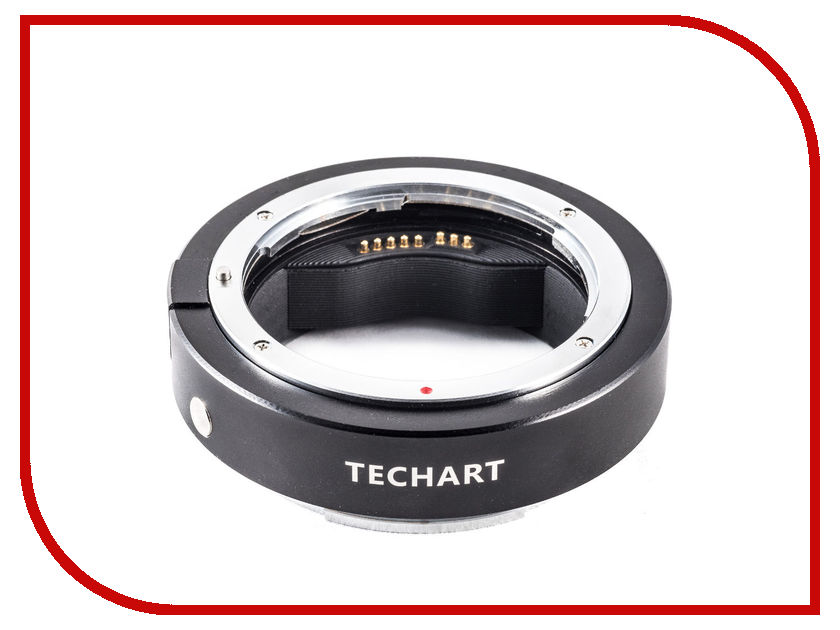Кольцо Techart Pro Canon EF & Sigma EF EF-GFX