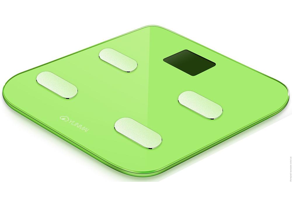 Весы напольные Yunmai Color M1302 Green