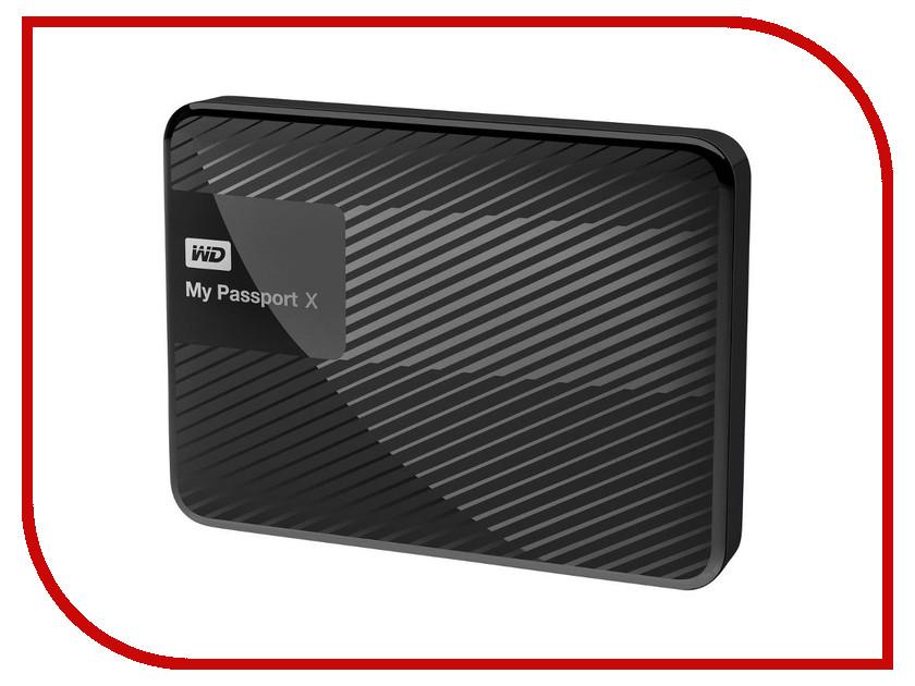 Жесткий диск Western Digital My Passport X 3Tb Black WDBCRM0030BBK-EESN жесткий диск пк western digital wd40ezrz 4tb wd40ezrz
