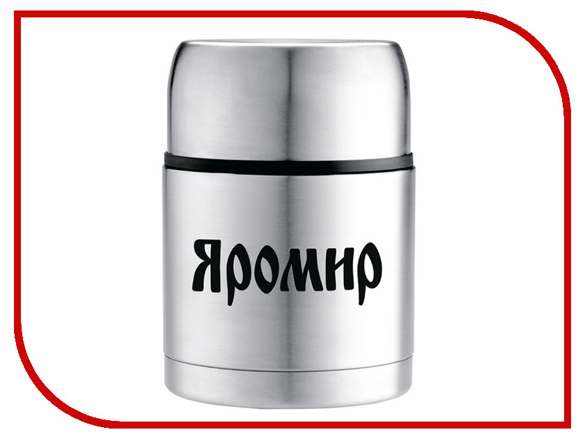 Термос Яромир ЯР-2040М 500ml термос яромир яр 2022с 1l red grey