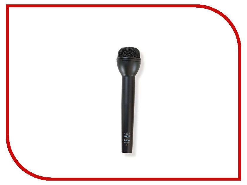 Микрофон AKG D230 гарнитура akg y20u серый