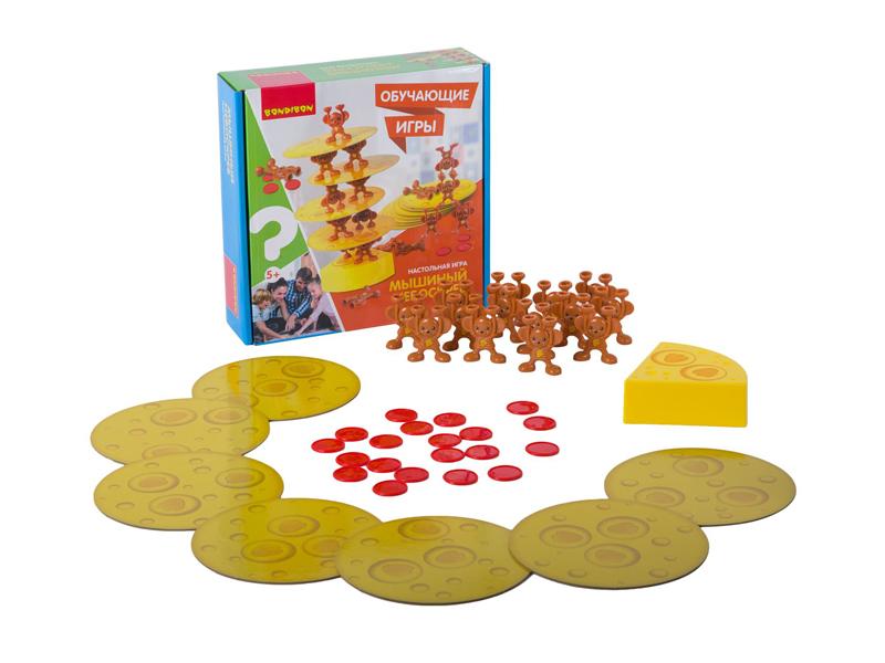 Настольная игра Bondibon Мышиный небоскреб ВВ2422