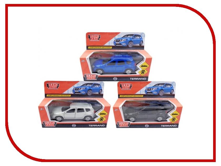 Машина Технопарк Nissan Terrano SB-17-47-NT(N)-WB nikko машина nissan skyline gtr r34 street warriors 1 10 901584 в перми