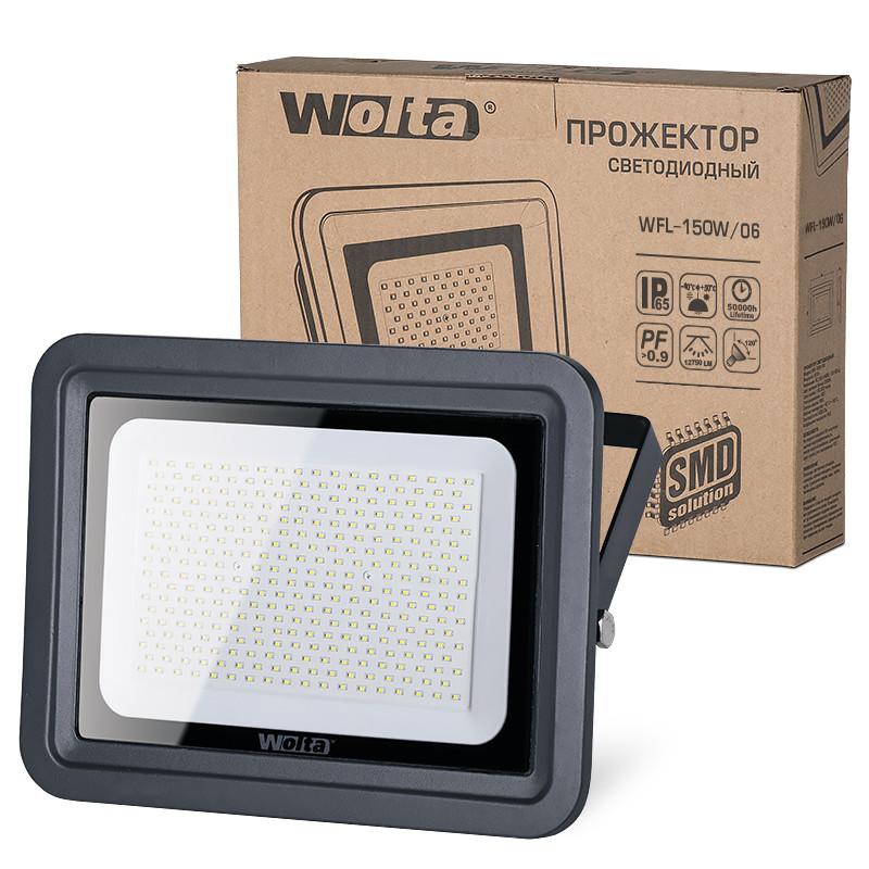 Прожектор Wolta WFL-150W/06 150W 220V 5500K SMD IP65