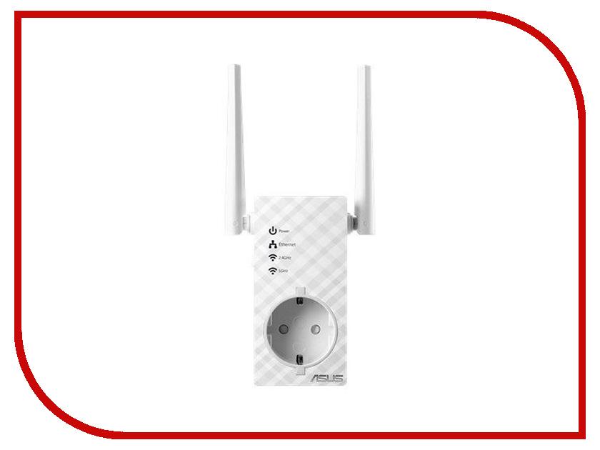 Wi-Fi усилитель ASUS RP-AC53 asus rt ac53 отзывы