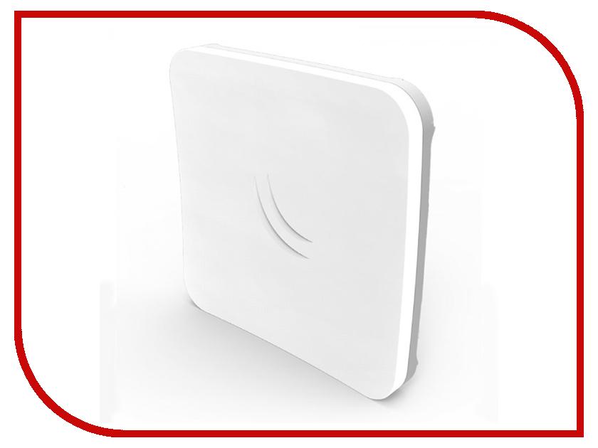 Точка доступа MikroTik SXTsq 5 ac RBSXTsqG-5acD точка доступа mikrotik omnitik 5 poe ac rbomnitik pg 5hacd 802 11aс 5 ггц 5xlan usb poe белый