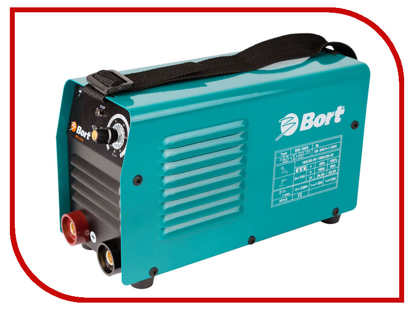 Сварочный аппарат Bort BSI-170S сварочный аппарат leister хот джет s 100 648