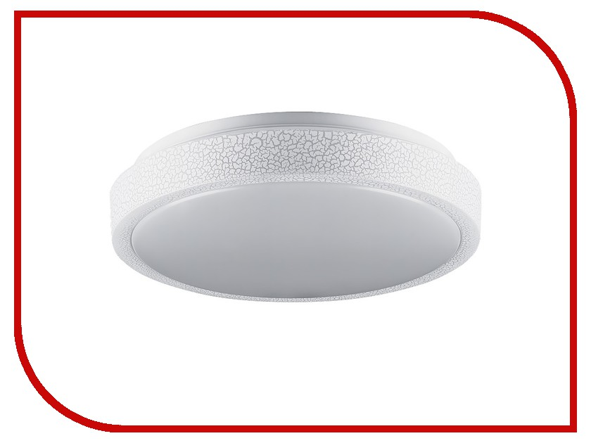 Светильник Wolta Cave 18W 220V 4000K IP20 White CLL0618W