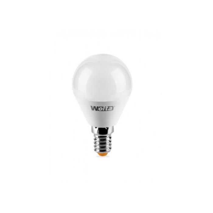 Лампочка Wolta LED GL45 E14 6W 220V 4000K 500Lm Daylight 25S45GL6E14-S