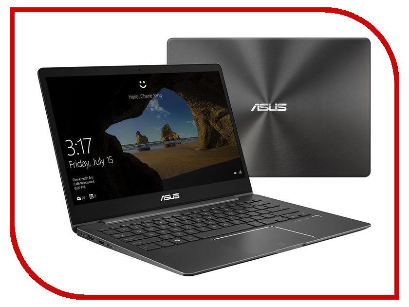 Ноутбук ASUS Zenbook UX331UA-EG001T 90NB0GZ2-M00990 (Intel Core i5-8250U 1.6 GHz/8192Mb/256Gb SSD/No ODD/Intel HD Graphics/Wi-Fi/Bluetooth/Cam/13.3/1920x1080/Windows 10 64-bit)