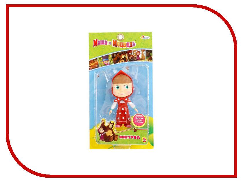 Кукла Играем вместе Маша и Медведь Маша в красном платье F-24R платье маша кравцова