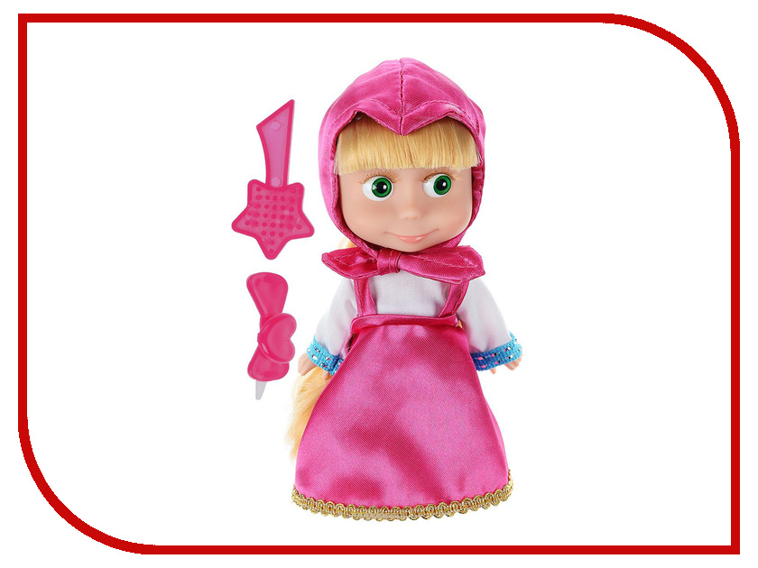 Кукла Карапуз Маша и Медведь 83030X