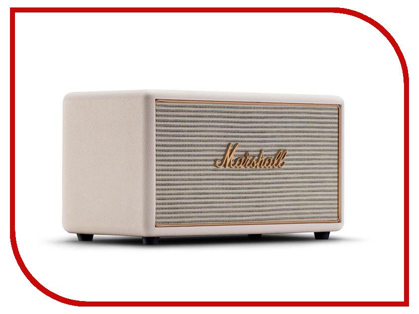 Колонка Marshall Stanmore Multi-Room Cream колонки marshall kilburn beige