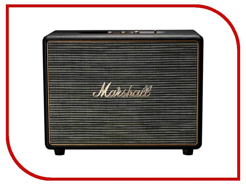Колонка Marshall Woburn Multi-Room Black колонки marshall woburn beige