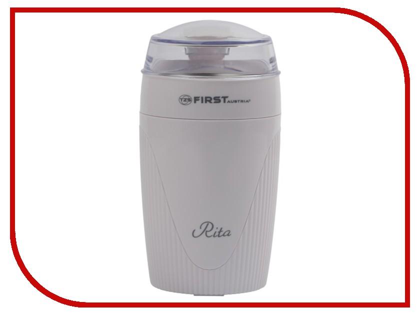 Кофемолка First FA-5481-1 White кофемолка микма ип 33 white moray