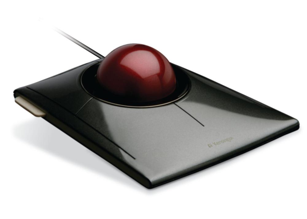 Мышь Kensington SlimBlade Trackball K72327EU