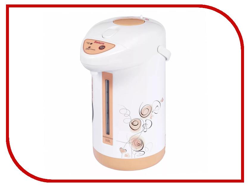 Термопот Saturn ST-EK8030 White-Beige цена и фото