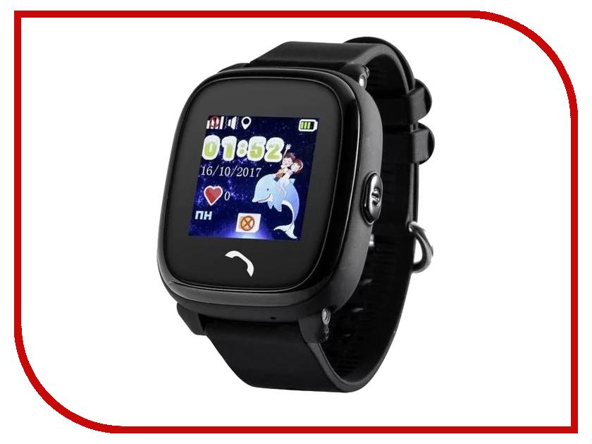Умные часы Wonlex GW400S Black детские часы с wonlex 400s черные