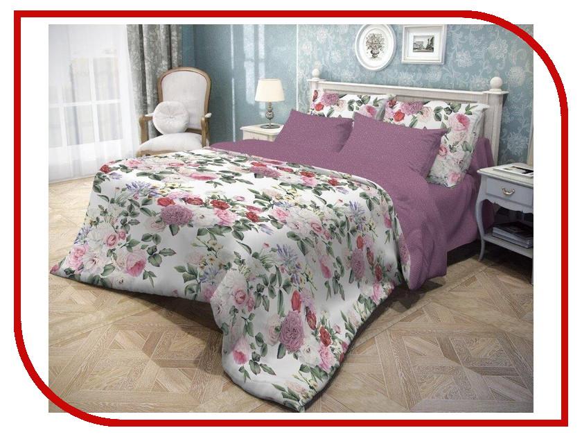 Фото Постельное белье Волшебная Ночь Прованс Romance Комплект Евро Ранфорс 716236