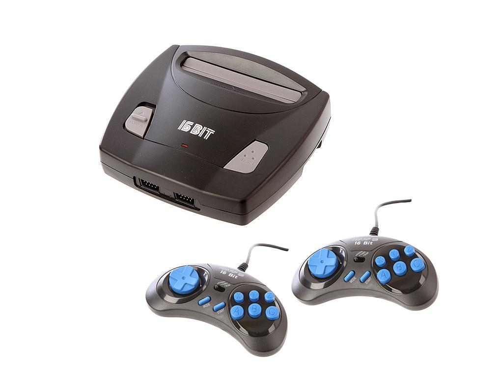 Игровая приставка SEGA Magistr Drive 2 lit + 98 игр