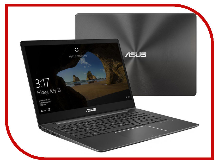 Ноутбук ASUS Zenbook UX331UN-EG053T 90NB0GY2-M01920 (Intel Core i7-8550U 1.8 GHz/16384Mb/1000Gb SSD/No ODD/nVidia GeForce MX150 2048Mb/Wi-Fi/Bluetooth/Cam/13.3/1920x1080/Windows 10 64-bit) ноутбук asus n552vw fy251t 90nb0an1 m03130 intel core i7 6700hq 2 6 ghz 16384mb 2000gb dvd rw nvidia geforce gtx 960m 2048mb wi fi cam 15 6 1920x1080 windows 10 64 bit