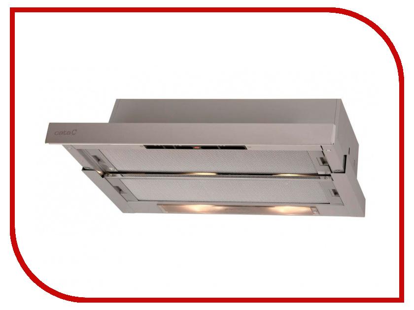 Кухонная вытяжка Cata TF 5260 X/D кухонная вытяжка cata p 3050 esv